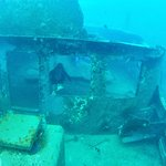 two enjoyable wreck dives