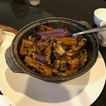 Braised Eggplant with meat
