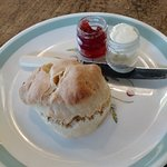 The Scone Was Sadly Hard and Dry!