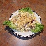 Asian Chicken Cabbage Salad, Yuma Black Bear Diner, Yuma Palms Mall.