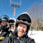 Snowmobile Vermont 3/31/18