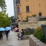 Horton Plaza Park environment