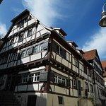 The weaver's house (Weberhaus).