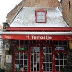 The outside of Terrastje