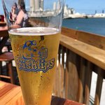 Great fishlips brew along with a view