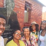Historic venue in the heart of Soweto