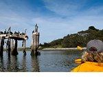 Easy kayaking