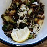 Bland brussel sprouts