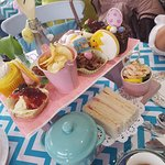 Easter Special Afternoon Tea