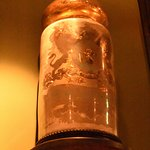 OLD APOTHECARY JAR