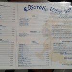 Foto di El Dorado Wine Bar