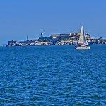 Alcatraz Island from Ft. Mason