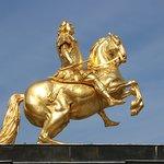 Dresden - Goldene Reiter 1