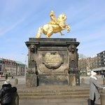 Dresden - Goldene Reiter 2