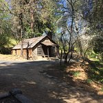John Marshall's Cabin - he is the discoverer of gold at Sutter's Mill.