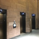 Elevators at the Cathedral of Learning