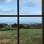 View of Hawkes Bay from the dining room!