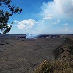 Kilauea main crater