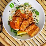 Banana Blossom Asian Salads照片