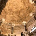Ceiling of Mausoleum.