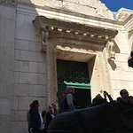 Entrance to Jupiter Temple.