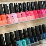 Our no-chip manicure includes CND Shellac, the safe, original gel polish hybrid.