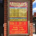 Bild från Arnold's Country Kitchen