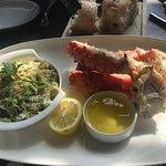 Excelente comida!!!!! Todo en primera, mariscos súper frescos!!!!