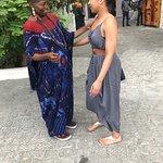 Myself and Mama Nike