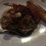 Lobster & Shrimp Pasta