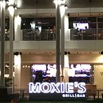 Moxie's from across the street