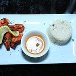 plat de restaurant