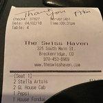 Zdjęcie Swiss Haven Restaurant