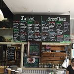wall menus