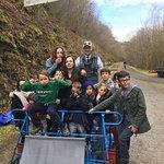 Railbikes of the Molignee Foto