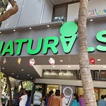 The first store in the Naturals chain.