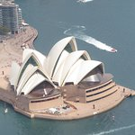Perfect view of the Opera House