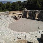 Butrinto, parco archeologico, Teatro