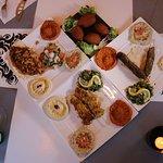 Nouveau! La cuisine libanaise est arrivée chez Kimo!  Venez déguster nos délicieux plats 100 % f