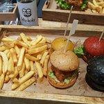 Fantastic 4 und Ottoman Burger