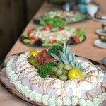 Ambachtelijke Rundvlees salade