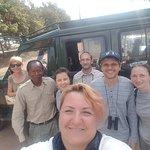 First day of Safari - Tarangire National Park