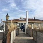 Foto de Strandpaviljoen de Zeemeeuw