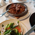 Beef in Malaysian Sauce