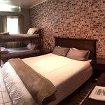 Double, Triple or Family room en suite