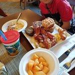 breakfast buffet - kids