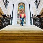 Escalinata del Museo