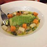 Great food. Tiradito de pescado was wonderful