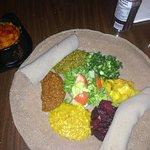 Φωτογραφία: WASS Ethiopian Restaurant