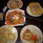 Repertorio de nuestra variedad gastronomica saboreada